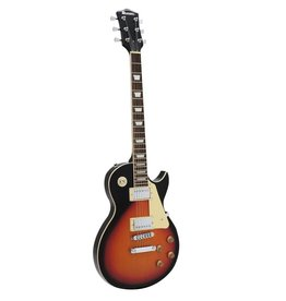 DIMAVERY DIMAVERY LP-520 E-Guitar, sunburst