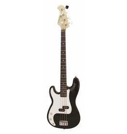 DIMAVERY DIMAVERY PB-320 E-Bass LH, black