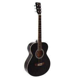 DIMAVERY DIMAVERY AW-303 Western guitar black