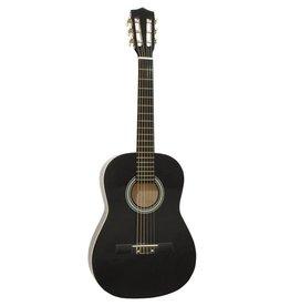 DIMAVERY DIMAVERY AC-303 Classic Guitar 3/4, black