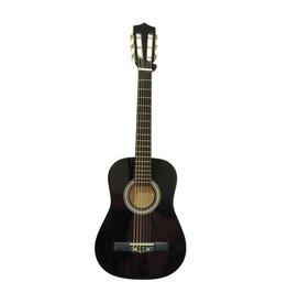 DIMAVERY DIMAVERY AC-303 Classic Guitar 1/2, bk