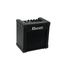 DIMAVERY DIMAVERY Deluxe-1 E-Guitar Amp 10W black