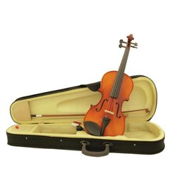 DIMAVERY DIMAVERY Violin 4/4 with bow in case