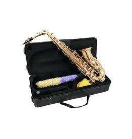 DIMAVERY DIMAVERY SP-30 Eb Alto Saxophone, gold