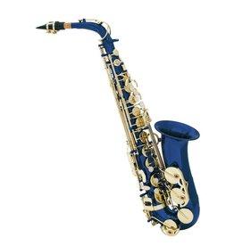 DIMAVERY DIMAVERY SP-30 Eb Alto Saxophone, blue