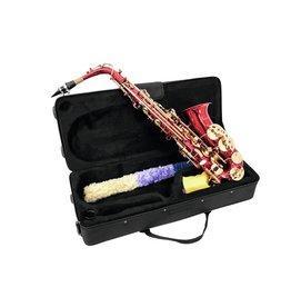 DIMAVERY DIMAVERY SP-30 Eb Alto Saxophone, red