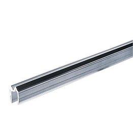 ACCESSORY Aluminium hybrid lid for 9mm panel per m