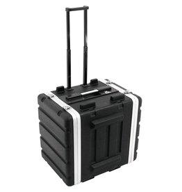 ROADINGER ROADINGER Plastic rack 19, 7U, DD/trolley, black