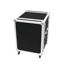 ROADINGER ROADINGER Amplifier rack PR-2, 14U, 47cm, wheels