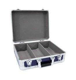 ROADINGER ROADINGER CD case ALU digital booking rounded blue