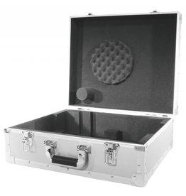 ROADINGER ROADINGER Turntable case silver -S-