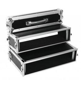 ROADINGER ROADINGER Double CD player case Tour Pro, 2U, black
