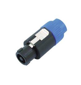 NEUTRIK NEUTRIK Speakon cable plug 4pin NL4FC