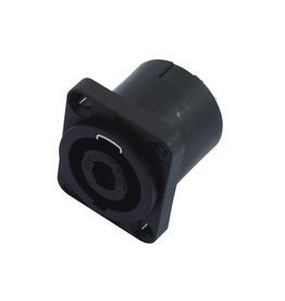 NEUTRIK NEUTRIK Speakon mounting socket 4pin NL4MP
