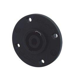 NEUTRIK NEUTRIK Speakon mounting socket 4pin N-NL4MPR