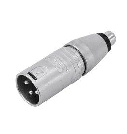 NEUTRIK NEUTRIK Adapter XLR(M)/RCA(F) NA2MPMF