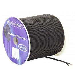 OMNITRONIC OMNITRONIC Speaker cable 2x1.5 100m bk