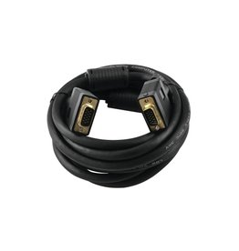 SOMMER CABLE SOMMER CABLE SUB-D cable 3m bk