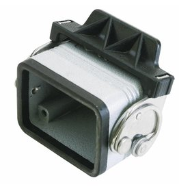 ILME ILME Coupling casing for 6-pin, PG 16, straig