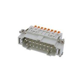 ILME ILME Squich plug insert 16-pin 16A 500V