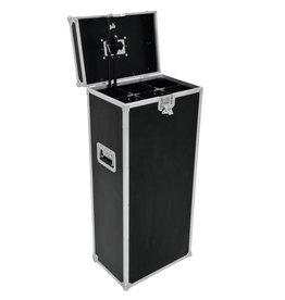 ROADINGER ROADINGER Flightcase for 6x microphone stand