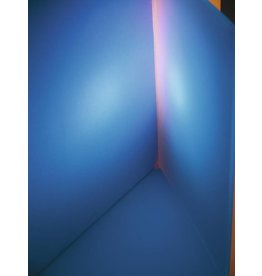 EUROLITE EUROLITE Dichro, blue, frosted, 165x132mm