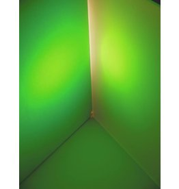 EUROLITE EUROLITE Dichro, green, frosted, 165x132mm