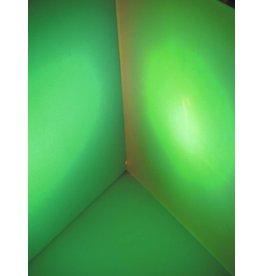 EUROLITE EUROLITE Dichro, light green, frost, 165x132mm