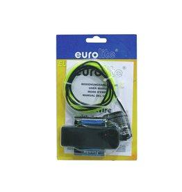 EUROLITE EUROLITE EL wire 2mm, 2m, yellow