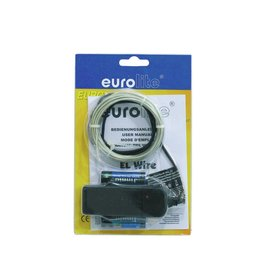 EUROLITE EUROLITE EL wire 2mm, 2m, white, 6400K