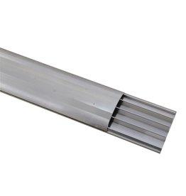 EUROLITE EUROLITE Floor cable channel 75mm silver 4m