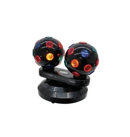 EUROLITE EUROLITE Mini double ball beam effect
