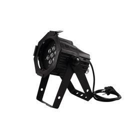 EUROLITE EUROLITE LED ML-30 UV 7x1W 12 RC
