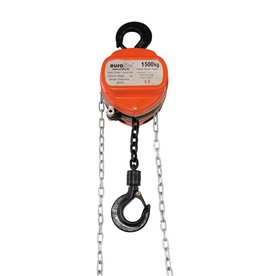 EUROLITE EUROLITE Chain hoist 10M/1.5T