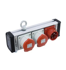 EUROLITE EUROLITE SAB-322 Power split box