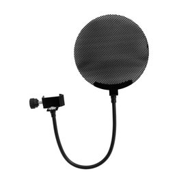 OMNITRONIC OMNITRONIC Microphone pop filter metal, black