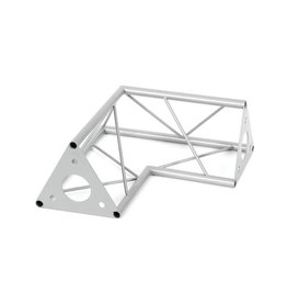 DECOTRUSS DECOTRUSS SAC-21 corner 2-way 90 silver