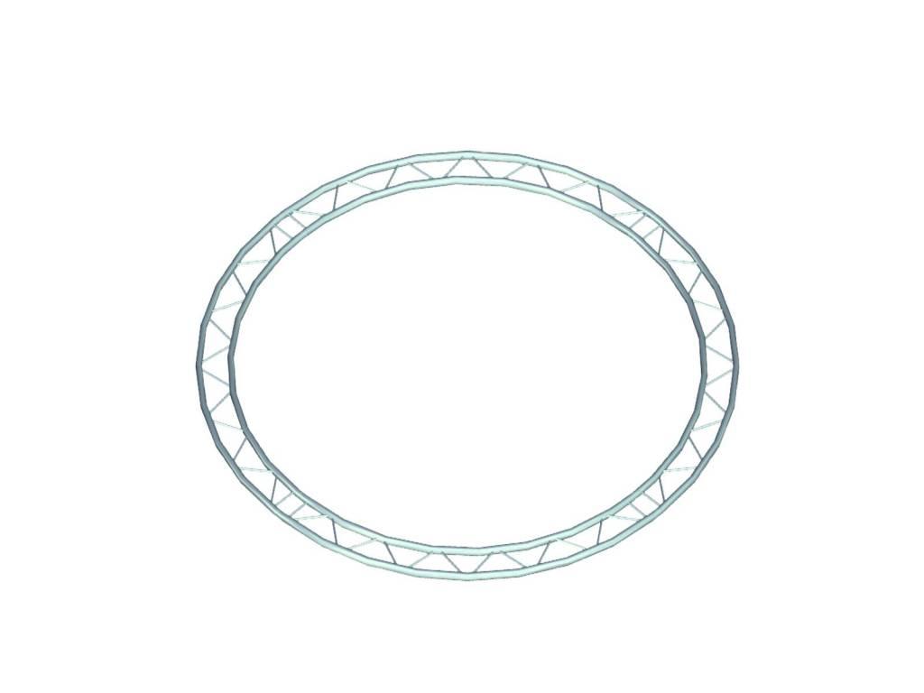 ALUTRUSS ALUTRUSS BILOCK element f.circle 1,5m ins.hori.90