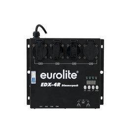 EUROLITE EUROLITE EDX-4R DMX RDM Dimmer pack