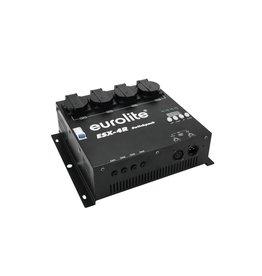EUROLITE EUROLITE ESX-4R DMX RDM Switch pack