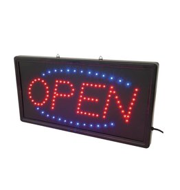 EUROLITE EUROLITE LED Sign OPEN classic