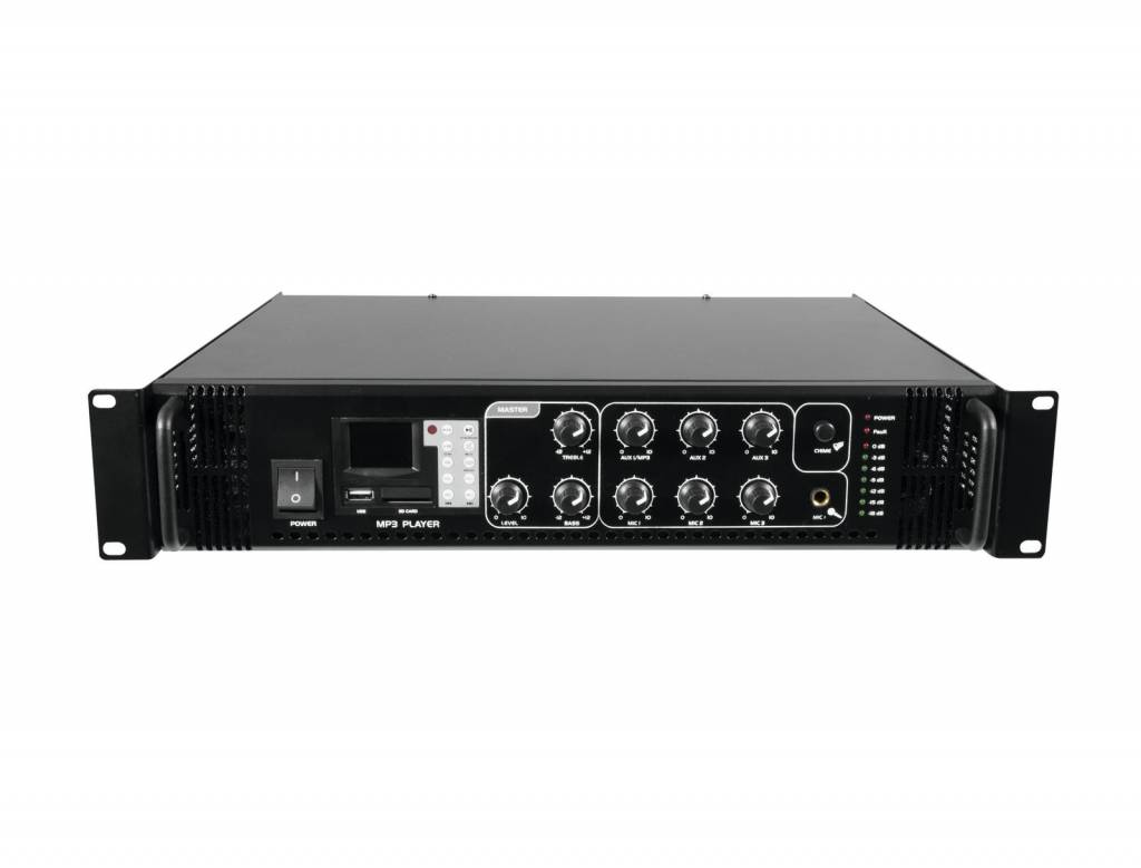 OMNITRONIC OMNITRONIC MP-60P PA mixing amplifier