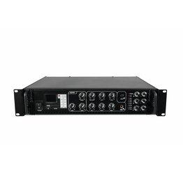 OMNITRONIC OMNITRONIC MPVZ-250.6P PA mixing amp