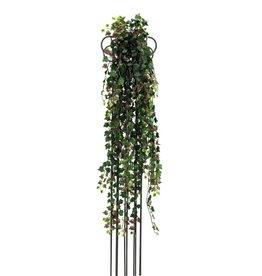 EUROPALMS EUROPALMS Deluxe ivytendril, green-red 160cm