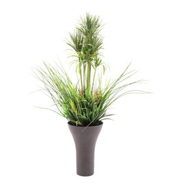 EUROPALMS EUROPALMS Mixed grass bush, 90cm