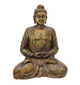 EUROPALMS EUROPALMS Buddha, antique-gold, 120cm