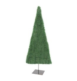EUROPALMS EUROPALMS Fir tree, flat, light green, 150cm