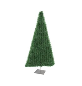 EUROPALMS EUROPALMS Fir tree , flat, dark green, 180cm