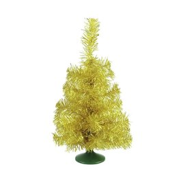 EUROPALMS EUROPALMS Table christmas tree, gold, 45cm