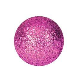 EUROPALMS EUROPALMS Decoball 3,5cm, pink, glitter 48x